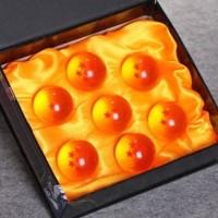 Dragon Ball Bola Crystal Crystal Ball Set 7Pc