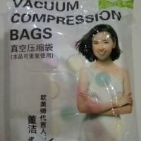 Jual Vacuum Storage Bag / Vakum Bag ( Free Pompa ) isi 6 Murah