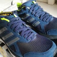 Sepatu Running Adidas Adizero Tempo Boost 7 Women - Blue Indigo