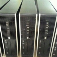 Komputer PC BuiltUp Second/ Bekas HP 8100 Core i5/DDR3 4GB/250GB/DVDRW