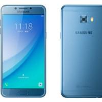 HP SAMSUNG GALAXY C5 PRO BLUE LAKE 64GB RAM 4GB BARU