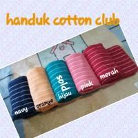 Jual Handuk Salur Cotton Club Murah