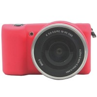 Silicone Case For Sony Alpha Mirrorless A5000/A5100
