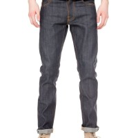 Nudie Jeans Tilted Tor Dry Flat Selvage