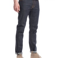 Nudie Jeans Thin Finn Dry Selvage Comfort