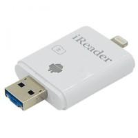 Jual AAB687 iReader Lightning Card Reader Micro SD Slot Murah