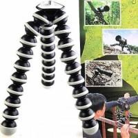 Jual GORILAPOD Flexible Tripod Stabilizer / Tripod Spider Hp Camera Gorila Murah