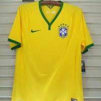 Brazil 2014-15 Home. BNWT. Original jersey
