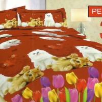 speri size 180 Sprei Disperse 3D BONITA 180x200 Murah Motif PERSIA CAT