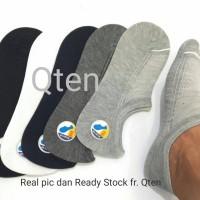 Jual Hidden Sock pria Wanita Premium   Invisible Socks   Boat Socks Murah