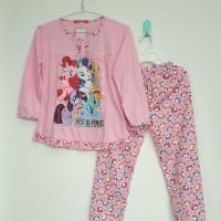 Jual Piyama Anak / Baju Tidur Anak Perempuan Little Pony Murah