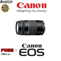 LENSA CANON EF 75-300 f/4-5.6 lll / LENSA CANON 75-300