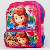 Jual tas ransel anak anak2 perempuan sekolah sd paud tk terbaru frozen Murah