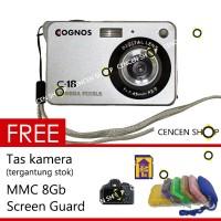 harga Cognos 18mp 8x Digital Zoom Camera Pocket Murah Kamera Poket Tokopedia.com