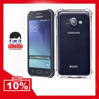 Soft Case Anti Shock - Anti Crack Samsung Galaxy J1 Ace / J110 -Murah