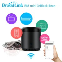 Jual Broadlink RM Mini 3 Black Bean Universal WIFI IR Remote Murah