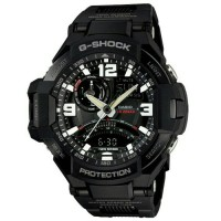 JAM TANGAN PRIA CASIO G-SHOCK ANALOG DIGITAL GA-1000FC-1A ORIGINAL