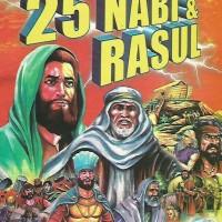 KISAH TELADAN 25 NABI DAN RASUL FULL COLOUR