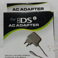 Charger adaptor Nintendo DS XL - Charger Ndsi - XL - 3DS - New 3DS