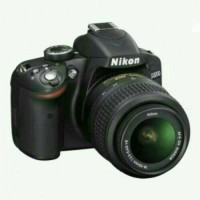 CAMERA DSLR NIKON D3200 KIT LENSA 18-55 VR II