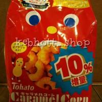 TOHATO Caramel Corn 89gr (jagung caramel)