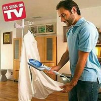 Setrika Uap Tobi / Strika Laundry Iron Travel Steamer As Seen On TV