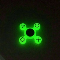 FIDGET SPINNER STICK PS GLOW Fidget Spinner Stick Ps glow in the dark