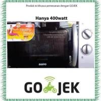 AQUA Microwave Watt Kecil AEMS1112S Murah Asli, Baru, Garansi Resmi