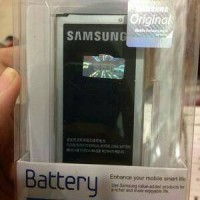 Batre Batrei Baterai Battery Samsung Galaxy Mega 2 G750 Original