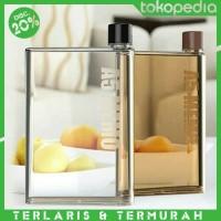 Jual MemoBottle Memo Bottle A5 / Wadah / Botol Tempat Air Minum BPA Free Murah