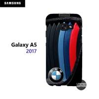 case Samsung A5 2017 A520 BMW Griil Emblem casing hardcase
