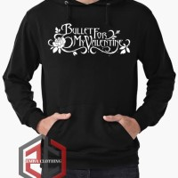 Hoodie Bullet For My Valentine - ZEMBA CLOTHING