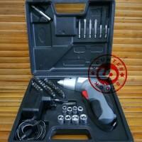 harga Bor Baut / Cordless Screwdriver 4,8v 1000mah Battery Tokopedia.com