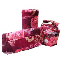 Mugunghwa GKM Set Rose Batik Red