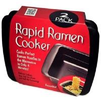 AsoTV 2pc Rapid Ramen Cooker - Multi Colour