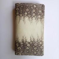Dompet Kulit Biawak Model Berdiri (8 Slot Kartu)