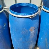 Drum plastik/tempat sampah/tempat air/tong air