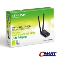 TP-LINK TL-WN8200ND : 300Mbps High Power Wireless USB Adapter