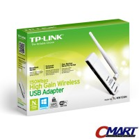 TP-LINK TL-WN722N : 150Mbps High Gain Wireless USB Adapter