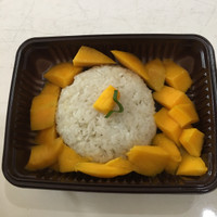 Mango Sticky Rice (Besar)