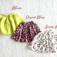 Rok Mini Anak Flare Skirt Baju Anak Murah Grosir