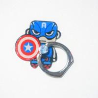 Jual Captain America Iring / Ring Holder - Superhero Series Murah