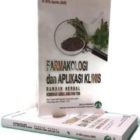 Buku Farmakologi Ramuan Herbal dan Aplikasi Klinis