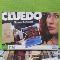 Boardgame CLUEDO by Hasbro/Parkerbrother