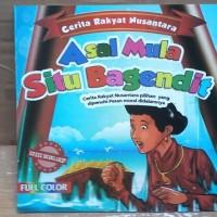 Cerita Rakyat Nusantara: Asal Mula Situ Bagendit