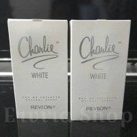 CHARLIE WHITE REVLON WOMEN 100ML PARFUM ORIGINAL 100% BPOM