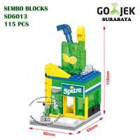 Jual Blocks Murah (lego) Sembo SD6013  Mainan Edukasi Anak Murah
