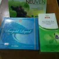 Paket promil Holistic Neuven + Alfalfa + seagold