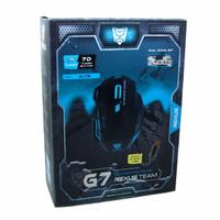 Jual Rexus Gaming Mouse G7 - 7D Turbo Murah Murah
