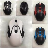 Jual Rexus Gaming Mouse S5 Aviator- 6D Wireless 2.4 GHz Murah Murah